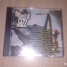 CDs de Música: THE BEST OF JAZZ - CD -. Lote 269080953
