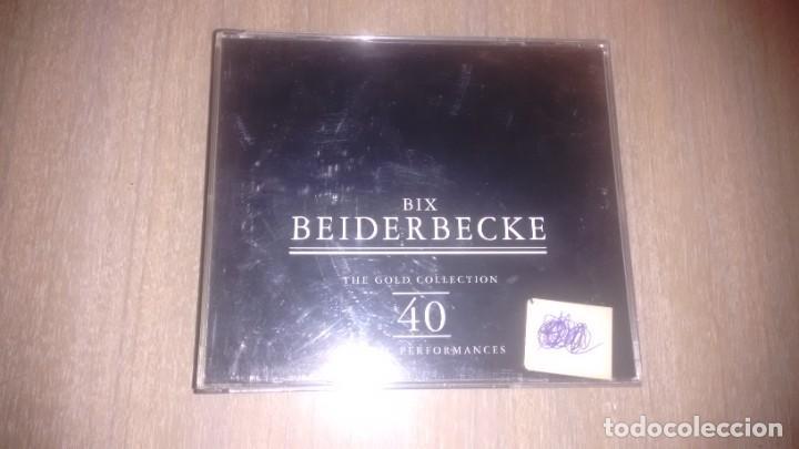 BIX BEIDERBECKE - 2 CD - (Música - CD's Otros Estilos)