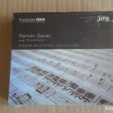 CD di Musica: RAMON GARAY LAS 10 SINFONIAS ORQUESTA DE CORDOBA / JOSE LUIS TEMES 3 CD´S 2010 NUEVO PRECINTADO. Lote 269091773