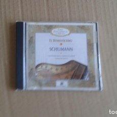CDs de Música: SCHUMANN - EL ROMANTICISMO CD 1995. Lote 269097718