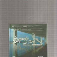 CDs de Música: MOZART CONCIERTOS PARA PIANO. Lote 269144128