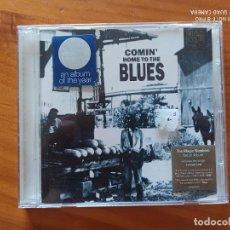 CDs de Música: CD COMIN' HOME TO THE BLUES (EF). Lote 269147413