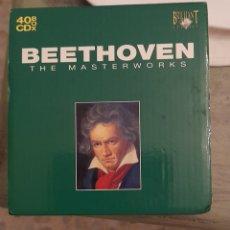 CDs de Música: BEETHOVEN. MASTERWORKS.. Lote 269163413