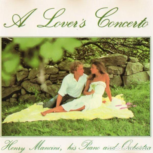 HENRY MANCINI, HIS PIANO AND ORCHESTRA - A LOVER'S CONCERTO (Música - CD's Melódica )