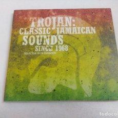CDs de Música: CD/TROJAN/CLASSIC JAMAICAN SOUNDS/SINCE 1968/DIGIPACK.. Lote 269213153