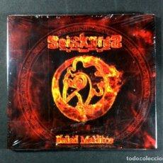 CDs de Música: SEISKAFES - BAILAD MALDITOS - CD 2010 - AUTOEDITADOS DISTRO (NUEVO / PRECINTADO). Lote 269225693