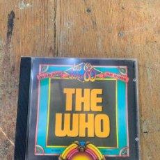 CDs de Música: CD THE WHO - LOS 60 - VERSION ORIGINAL. Lote 269225778
