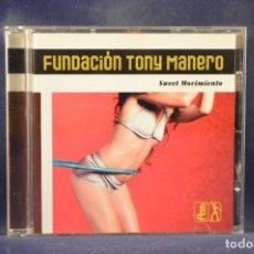 CDs de Música: FUNDACIÓN TONY MANERO – SWEET MOVIMIENTO. Lote 269226278
