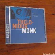 CDs de Música: THELONIOUS MONK. VOLUMEN ONE.THE BLUE NOTE. Lote 269226578