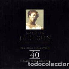 CDs de Música: MAHALIA JACKSON - THE GOLD COLLECTION: 40 CLASSIC PERFORMANCES (2XCD, COMP + BOX) LABEL:RETRO (2) C. Lote 269226918