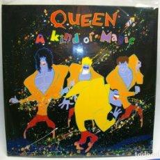 CDs de Música: QUEEN A KIND OF MAGIC VINYL LP NUEVO. Lote 269227128