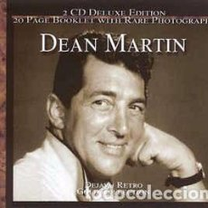 CDs de Música: DEAN MARTIN - DEAN MARTIN (2XCD, COMP) LABEL:RETRO (2) CAT#: R2CD 40-52. Lote 269227638