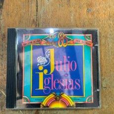 CDs de Música: CD JULIO IGLESIAS - LOS 60 DE LOS 60 - VERSION ORIGINAL. Lote 269228943