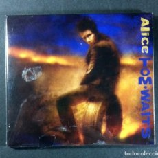 CDs de Música: TOM WAITS - ALICE - CD 2002 - ANTI (NUEVO). Lote 269229898