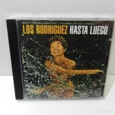 CDs de Música: DISCO CD. LOS RODRIGUEZ – HASTA LUEGO. COMPACT DISC.. Lote 269251138