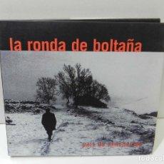 CDs de Música: DISCO CD. RONDA DE BOLTAÑA – PAÍS DE ANOCHECIDA. COMPACT DISC.. Lote 269252753