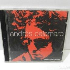 CDs de Música: DISCO CD. ANDRÉS CALAMARO – HONESTIDAD BRUTAL. COMPACT DISC.. Lote 269253068