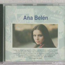 CDs de Música: ANA BELEN - LA MUSICA DE TU VIDA - CD 1993 PLANETA AGOSTINI. Lote 269283478