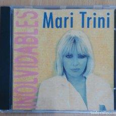 CDs de Música: MARI TRINI (INOLVIDABLES) CD 1996 CIRCULO DE LECTORES. Lote 269292348