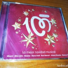 CDs de Música: CADENA 100 LA MEJOR NAVIDAD MUSICAL CD ALBUM PRECINTADO 2016 MICHAEL JACKSON WHAM ELTON JOHN RARO. Lote 269293968