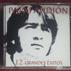 CDs de Música: PATXI ANDION (12 GRANDES EXITOS) CD 2004 FONOMUSIC. Lote 269294518