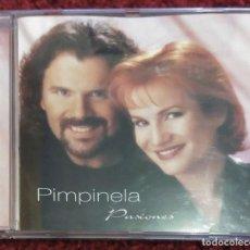 CDs de Música: PIMPINELA (PASIONES) CD 1997. Lote 269295758