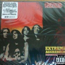 CDs de Música: (SIN ABRIR) KREATOR - EXTREME AGGRESSION + BONUS LIVE IN EAST BERLIN EDICIÓN DIGIPACK 2 CDS. Lote 269299718