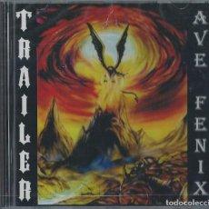 CDs de Música: TRAILER CD AVE FENIX ,RARE SPANISH HEAVY 1998-SARATOGA-SANTA-MAGO DE OZ-MANZANO-ROSA NEGRA-ACRACIA. Lote 269311618