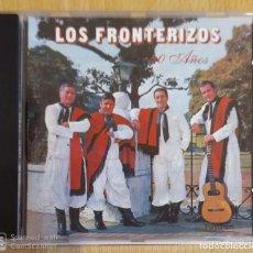 CDs de Música: LOS FRONTERIZOS (40 AÑOS) CD 1995 ARGENTINA. Lote 269312333