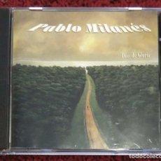 CDs de Música: PABLO MILANES (DIAS DE GLORIA) CD 2000. Lote 269312458