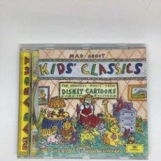 CDs de Música: DISNEY CLASSICS. TCHAIKOVSKY, DUKAS, MUSSORGSKY. DEUTSCHE GRAMOPHON.. Lote 269321268