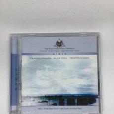 CDs de Música: MICHAEL NYMAN. CONCIERTO DE PIANO. ON THE FIDDLE. PROSPERO'S BOOK. ROYAL PHILARMONIC.. Lote 269321368