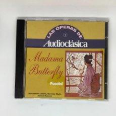 CDs de Música: CD ÓPERA. DOBLE CD. MADAME BUTTERFLY. AUDIOCLÁSICA. MONTSERRAT CABALLÉ. Lote 269321873