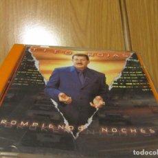 CDs de Música: TITO ROJAS. ROMPIENDO NOCHES.. Lote 269325933