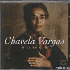 CDs de Música: CHAVELA VARGAS - SOMOS (CD WARNER 1996). Lote 269335328