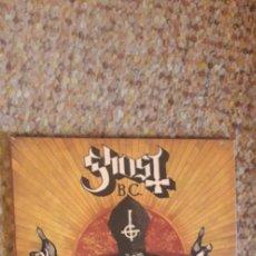 CDs de Música: GHOST B.C. , INFESTISSUMAM , CD DIGIPACK , NUEVO PRECINTADO, DOOM METAL, PSYCHEDELIC ROCK. Lote 269342788