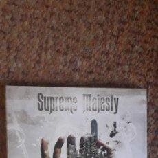 CDs de Música: SUPREME MAJESTY , DANGER , CD 2003 DIGIPACK, PERFECTO ESTADO, HARD ROCK. Lote 269343323