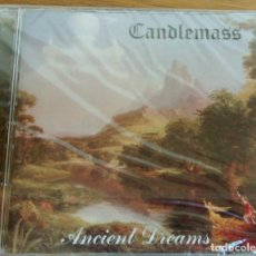 CDs de Música: (SIN ABRIR) CANDLEMASS ANCIENT DREAMS - CON BONUS CD EDICIÓN EUROPEA 2 CDS PEACEVILLE. Lote 269346143