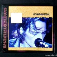 CDs de Música: ANTONIO VEGA - BÁSICO - CD DIGIPAK 2016 ESSENTIAL ALBUMS - WARNER (NUEVO / PRECINTADO). Lote 269371298