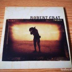 CDs de Música: CD DE ROBERT CRAY - TWENTY - COMO NUEVO | SANCTUARY |. Lote 269381198