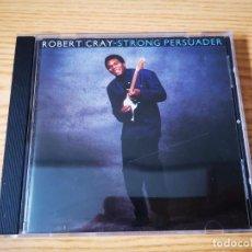 CDs de Música: CD DE ROBERT CRAY - STRONG PERSUADER - COMO NUEVO | POLYGRAM |. Lote 269381603