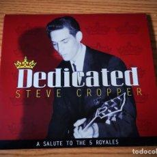CDs de Música: CD DE STEVE COPPER - DEDICATED - COMO NUEVO | 429 RECORDS |. Lote 269381958