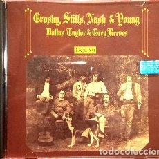 CDs de Música: CROSBY STILLS NASH YOUNG CD DEJA VU WARNER ARGENTINA. Lote 269420893