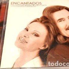 CDs de Música: PALOMA SAN BASILIO LUIS COBOS ENCANTADOS EN VIVO CD PRO. Lote 269426613