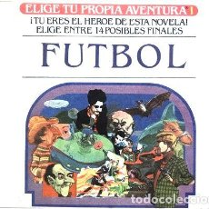 CDs de Música: CD FUTBOL ALBUM ELIGE TU PROPIA AVENTURA 1. Lote 269432593