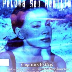 CDs de Música: PALOMA SAN BASILIO GRANDES EXITOS CD. Lote 269433528