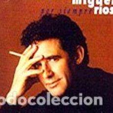CDs de Música: MIGUEL RIOS POR SIEMPRE. Lote 269434708
