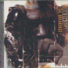 CDs de Música: DUB SYNDICATE – ITAL BREAKFAST – ON-U SOUND, 1996 – CD. Lote 269490213