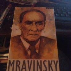 CDs de Música: MRAVINSKY DIRIGIENDO, 4 DISCOS. Lote 269497293
