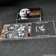 CDs de Música: OVIDI MONTLLOR - UN ENTRE TANTS... + CRONICA D'UN TEMPS - CD DOBLE CON FUNDA DE CARTÓN - 1997. Lote 269497683